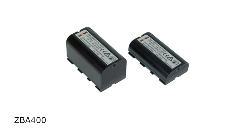 GeoMax Batteries and Chargers ZBA400